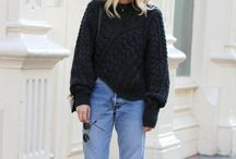Outfits Winter / Outfit Inspirationen für jeden Tag.