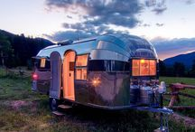 Airstreams & Camping / We had a 16 foot Bambi Sport for a while and are now saving for a 25 foot!   / by Rambling Vegans