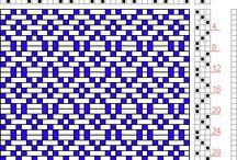 Muster 3 Schaft
