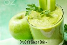 Droz green drink