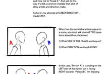 ESSENTIALS RULES FOR MOVIES STORYBOARDS