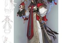 Art: Characters / Character design