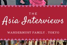 The Asia Interviews / The Asia Interviews is a fortnightly interview with fellow family travel blogger who chat about their favourite family travel destination in Asia.