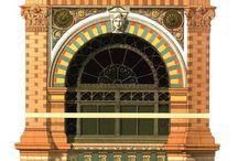 arquitectura historicista
