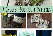 Adults boot cuff