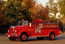 Fire Engines / by t g