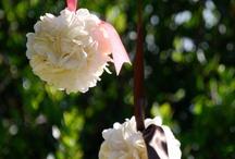 Flower Kissing Balls