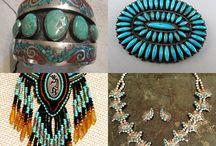 native American jewelry / by Jacqueline lukasik