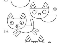 Drawing for kids / Herramientas para ensenar a dibujar a los ninos