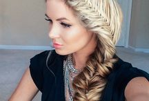 Hair and accessories<3
