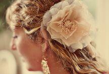 flower hair / by Jolizette