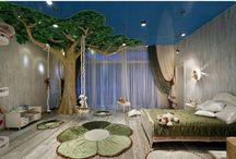 fairytale rooms