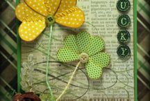 Stamping Ideas - St Patty's / by Gayle Enouen