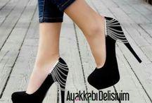ayakkabi deliyisiyim