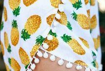 Salad Fruit / As frutas vão invadir nosso guarda roupas