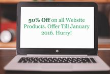 Web Design Offers / Get Seasonal offers from WebCanny. Get discounts on websites.
