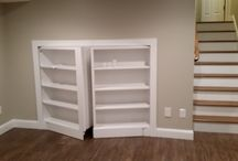 BBB Built-Ins / Adding storage and VALUE to your home!