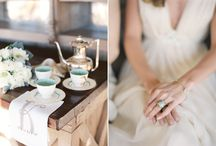 An Ever After Bride's Bridal Tea