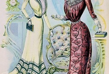 A Fashion - old / by Colleen Cumming