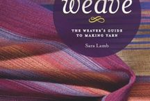 Weaving / weaving on a loom