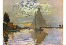 Monet / Di sublime perfezione....