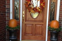 FALL DECOR / by Amee Bluemel