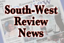 Southwest Review / The South-West Review is your local newspaper serving the communities of Inver Grove Heights, South St. Paul, Mendota Heights, West St. Paul, Mendota, Lilydale and Sunfish Lake. SouthWestReviewNews.com