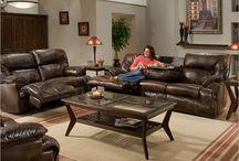 black sofa lr..decor ideas