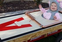 Kids Costume Ideas / We'd love to roll with you for trick-or-treating! Here are some ideas for incorporating your Radio Flyer toys with your little ones' Halloween costumes. / by Radio Flyer Inc.