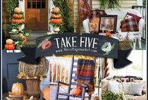 Fall 2013 / Style for miniPRIX decorations