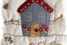 Fabric inspirations / by Jaki Golesworthy