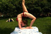 Yoga inspiration / by Nikki Strohl