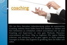 coaching /   Beim Coaching ist Zuhören wichtiger als reden. Durch Zuhören, kann Menschen geholfen werden, ihre Ängste zu überwinden, vollständige Objektivität zu erlangen und ungeteilte Aufmerksamkeit und beispiellose Unterstützung zu erleben. Dies führt zu der intuitiven Lebensberatung, bei welcher sich der Klient zuerst versucht selbst zu erforschen, was das eigentlich Problem ist.