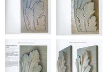 esculpir madera