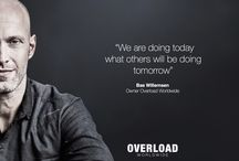 Overload Insights & Distinctions / Overload Worldwide is committed to providing you with the best that physical training science has to offer, so you can achieve your desired goals in the fastest way possible
