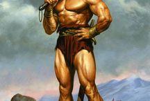 Conan References