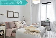 Home Decor - White & Natural