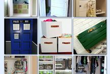 Anti clutter association / Ways to get more organised