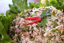 Larb Salad Thai