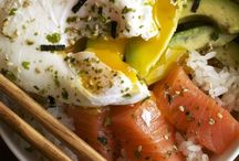Salmon &Fish recipes.