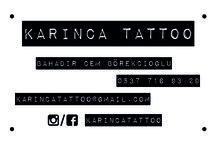 Karınca Tattoo Studio / Kadıköy / Istanbul / Turkey Telephone: +90 0537 716 93 29 Instagram: karincatattoo Facebook: karincatattoo