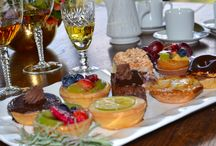 Dessert Heaven - Launch of our new dessert menu / Our gorgeous range of French patisseries provide a delicious choice from which you can make your selection for guests.