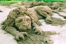 Sand Art / by Luanne Wright-Robinson