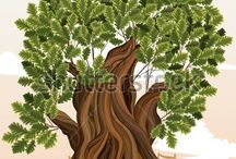 Лукоморье дуб