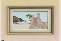 Sims 2- Beach