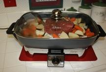 electric fry pan recipes