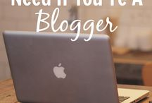 Blogging / Anything to do with blogging