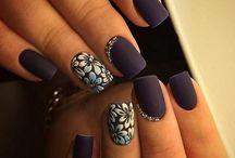 Модный маникюр - фото идеи дизайна ногтей / Модный маникюр - идеи, фото, примеры. Красивый дизайн ногтей: маникюр на короткие, средние и длинные ногти.