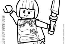 Alt med Lego