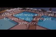 Travel journalism tips